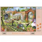 Puzzle  The-House-of-Puzzles-1516 Kitchen Garden