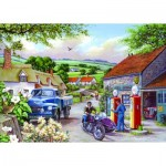 Puzzle  The-House-of-Puzzles-1653 XXL Pieces - Topping Up