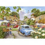 Puzzle  The-House-of-Puzzles-2209 XXL Pieces - Morning Fresh