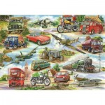 Puzzle  The-House-of-Puzzles-2230 XXL Pieces - Truly Classic