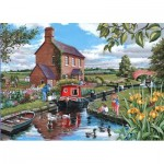 Puzzle  The-House-of-Puzzles-2681 Keepers Cottage
