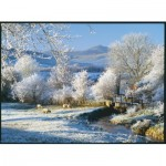 Puzzle  The-House-of-Puzzles-2803 XXL Pieces - Touch Of Frost