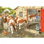 Puzzle  The-House-of-Puzzles-2858 Dairy Maids