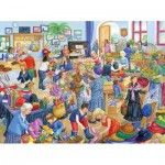 Puzzle  The-House-of-Puzzles-2995 XXL Pieces - Bring & Buy