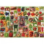 Puzzle  The-House-of-Puzzles-3015 XXL Pieces - Five A Day