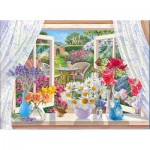 Puzzle  The-House-of-Puzzles-3053 XXL Pieces - Summer Breeze