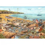Puzzle  The-House-of-Puzzles-3121 XXL Pieces - Rock Pool