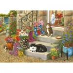 Puzzle  The-House-of-Puzzles-3541 XXL Pieces - Puss 'n' Boots