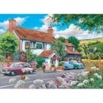 Puzzle  The-House-of-Puzzles-3572 XXL Pieces - Travellers Rest