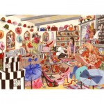 Puzzle  The-House-of-Puzzles-3893 XXL Pieces - Head Over Heels
