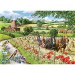 Puzzle  The-House-of-Puzzles-3947 XXL Pieces - Windmill Lane