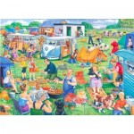 Puzzle  The-House-of-Puzzles-4029 Holiday Havoc