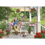 Puzzle  The-House-of-Puzzles-4562 XXL Pieces - Storytime