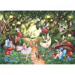 Puzzle  The-House-of-Puzzles-4739 XXL Pieces - Faerie Dell