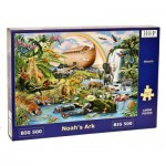 Puzzle  The-House-of-Puzzles-4753 XXL Pieces - Noah's Ark