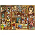 Puzzle  The-House-of-Puzzles-4760 XXL Pieces - Darley Collection - Bric-a-Brac