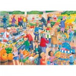 Puzzle  The-House-of-Puzzles-4838 XXL Pieces - Darley Collection - Supermarket Dash