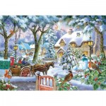 Puzzle  The-House-of-Puzzles-4876 XXL Pieces - Almost Home