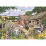 Puzzle  The-House-of-Puzzles-4906 XXL Pieces - Just Kidding