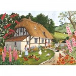 Puzzle  The-House-of-Puzzles-4913 XXL Pieces - Pretty As A Picture