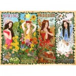 Puzzle   Four Seasons