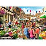 Puzzle   Street Market