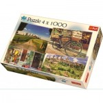 4 Puzzles - Italy