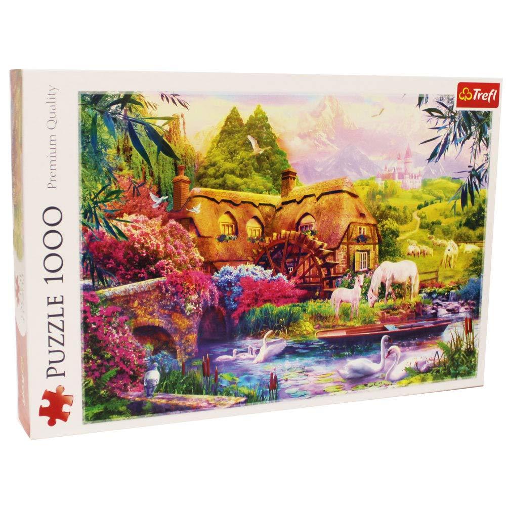 1000 Piece Trefl Jigsaw Puzzle