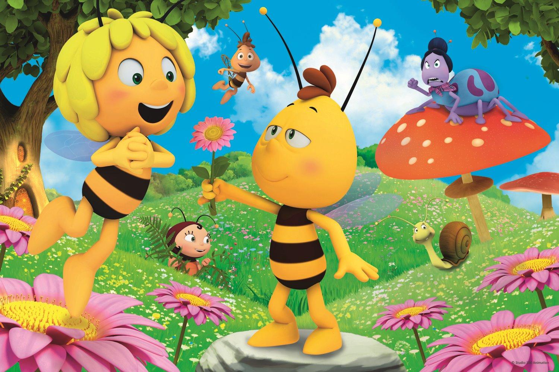 картинки пчелка майя и вилли уже