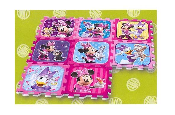 Puzzle Minnie Trefl 60297 8 Pieces Jigsaw Puzzles Other Disney