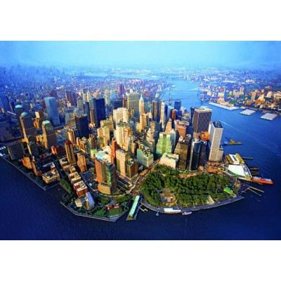 Trefl-10222 Jigsaw Puzzle - 1000 Pieces - New York