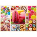 Puzzle  Trefl-10357 Candies