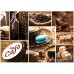 Puzzle  Trefl-10359 Coffee