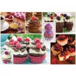 Puzzle  Trefl-10360 Muffins