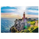 Puzzle  Trefl-10436 The Melagavi Lighthouse