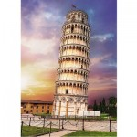 Puzzle  Trefl-10441 Tower of Pisa