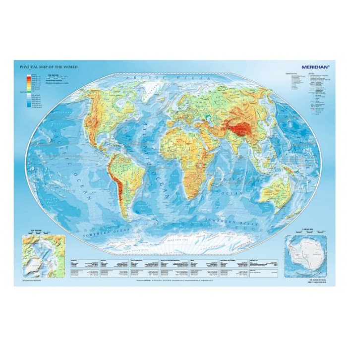 Jigsaw puzzle world maps and mappemonde jigsaw puzzle physical map of the world gumiabroncs Images