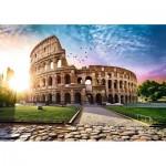 Puzzle  Trefl-10468 Colosseum, Roma