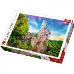 Puzzle  Trefl-10497 Lichtenstein Castle