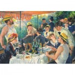 Puzzle  Trefl-10499 Pierre-Auguste Renoir - Luncheon of the Boating Party