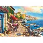 Puzzle  Trefl-10527 Sunny Embankment