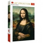 Puzzle  Trefl-10542 Leonardo da Vinci - Mona Lisa