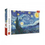 Puzzle  Trefl-10560 Vincent Van Gogh - The Starry Night