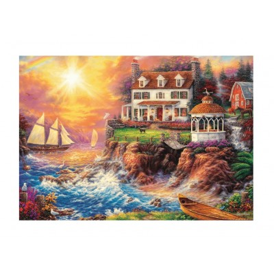 Puzzle Trefl-10582 A Quiet Haven