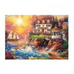 Puzzle  Trefl-10582 A Quiet Haven