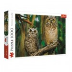 Puzzle  Trefl-10603 Owls