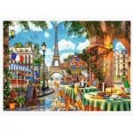 Puzzle  Trefl-10622 Parisian Morning