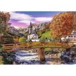Puzzle  Trefl-10623 Bayern - Fall