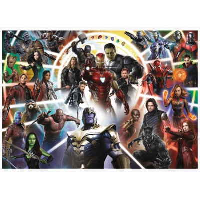 Puzzle Trefl-10626 Avengers - End Game