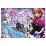 Puzzle  Trefl-13195 The Snow Queen: Spring is in the Air